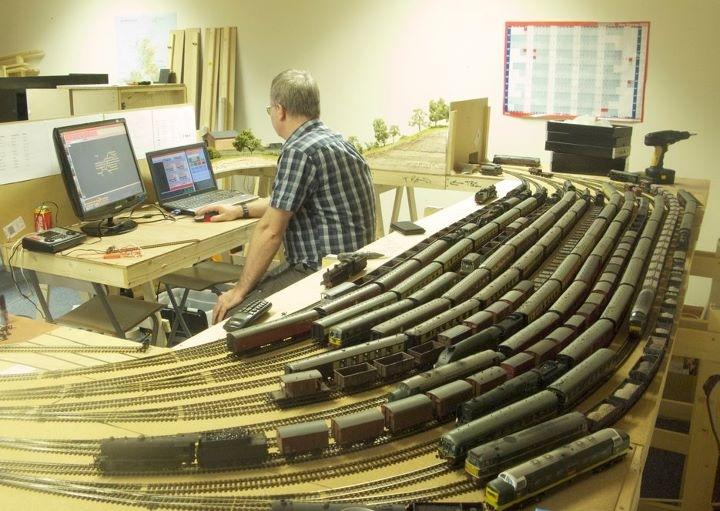 Hornby Railmaster | GrahamMuz: Fisherton Sarum & Canute ...