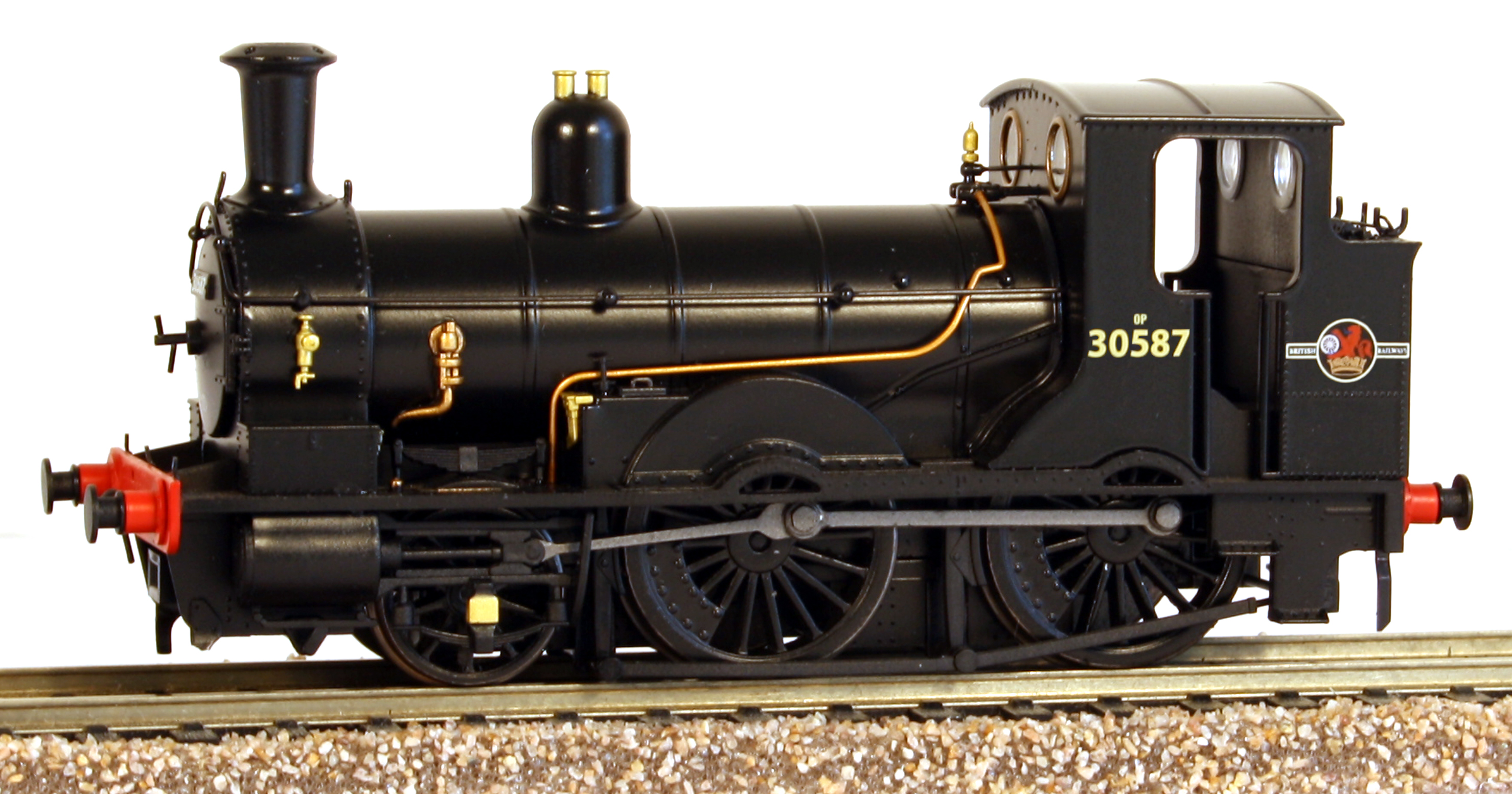 Model Train Sizes