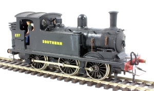 A kit built, yes the boiler is pretty much the same but the tank and cab etc are all different