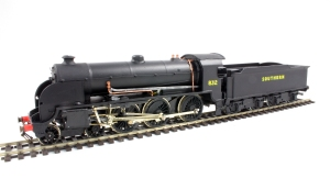 "A DJH Kit built S15 note the smaller 5'6"" driving wheels and lack of footplate splashers compared to the N15"