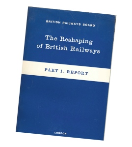 The Reshaping of British Railways report published on 27th March 1963