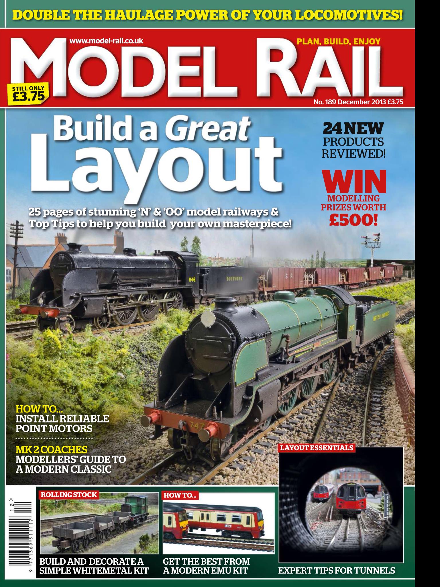Model rail magazine december 2013 full