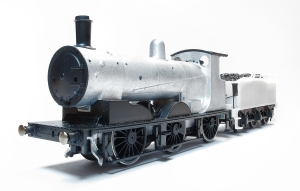 The first off Engineering Prototype of the Drummond 700 Class (picture copyright and courtesy of A York)