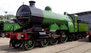 The NRM Ivatt C1 Atlantic