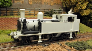 Kernow Models O2 class  Mainland Pull Push fitted version