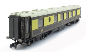 All steel K type Pullman 'Loraine'