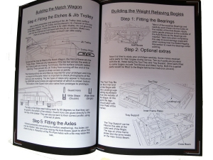 The comprehensive instruction booklet