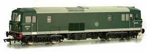 The Dapol first livery sample of E6003