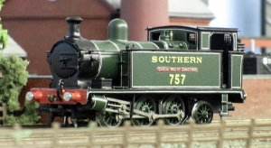 PD&SWJR 0-6-2T No. 757 'Earl of Mount Edgecumbe'