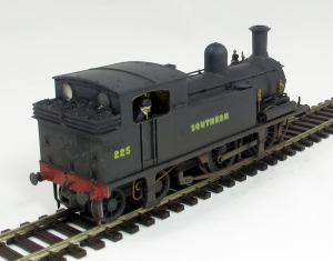 O2 Number 225 will be coupled to a Pull Push set using a prototypical screw coupling