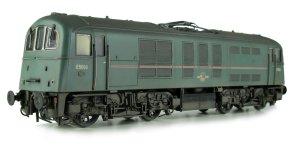 Weathered Class 71 E5002
