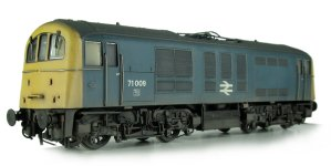 Weathered Class 71 No. 71008
