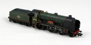 The Dapol Class V Schools calss 30926 'Repton' in 2mm scale