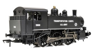 As a comparison MR-101 in original 4326 in United States Army Transportation Corps livery and condition