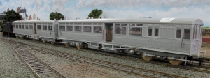 2nd EP of Kernow Model Rail Centre ex LSWR / SR / BR(s) Gate Stock K1002