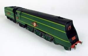 21C1 'Channel Packet' as modelled by Hornby in very early condition.