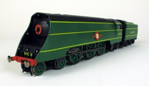 A further view of Hornby livery sample of 21C3