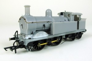 A further view of the Hornby H Class EP