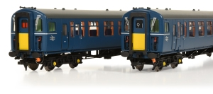 The livery sample of the latest Engineering Prototype of the Kernow Model Rail Centre Commissioned 4-TC