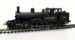 R3422 Adams radial number 3125 in SR wartime black livery